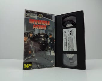 Invisible Agent [VHS] (1942)