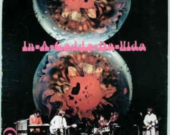 Iron Butterfly - In-A-Gadda-Da-Vida - (1968) - Vinyl Album