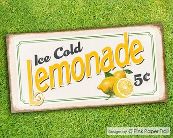 Lemonade Stand Sign, Sunshine and Lemonade, Lemonade Party Sign, Instant Download, Print Your Own