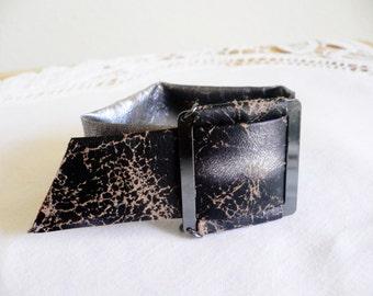 Bracelet...Modern Cuff...Bohemian Style