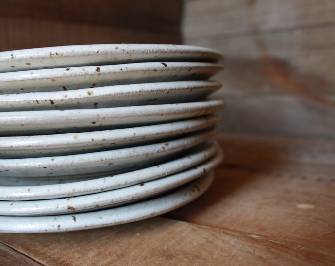 Carrie & John - Wedding Registry - Small Plates - KJ Pottery