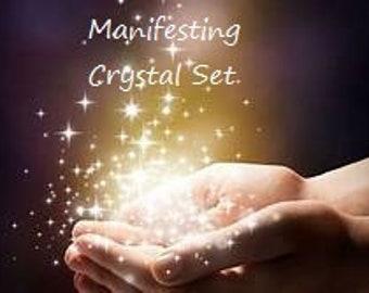 Manifesting Crystal Set