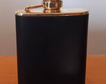 Small whisky flask