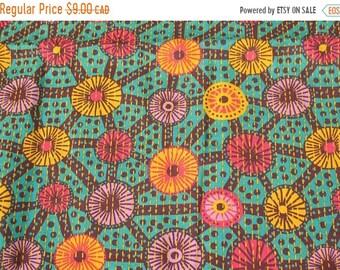 10% OFF - Colorful - IKEA Jassa Cotton Fabric