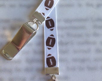 Pewter Charm Bookmarks