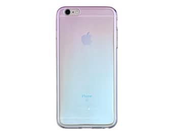 coque iphone 8 holographique