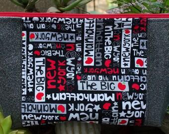 Peek a Boo Beauty Bag