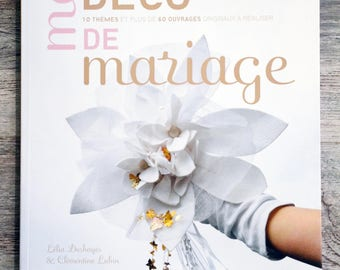 My deco wedding book