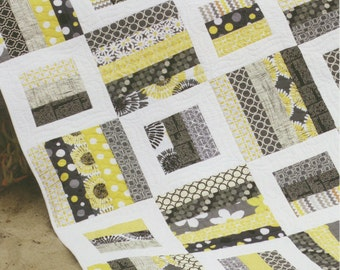 Radio Way Quilt Pattern by Jaybird Quilts (JBQ 116)