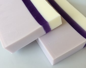 Lilac Goat's Milk Soap, Very Realistic Smell