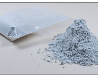 Pure French Chalk For Dusting Ink Sacs, 25 gm Bag