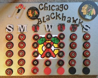 Chicago Blackhawks Calendar