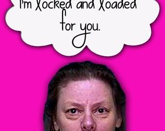Aileen Wuornos Monster valentine killer murder love