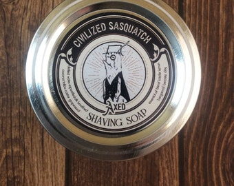 Axed Luxury Shave Soap