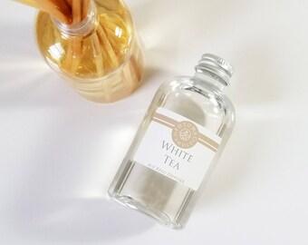White Tea 4oz Reed Diffuser