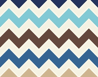 Sporty, Shaded Chevron Medium, from Riley Blake Designs