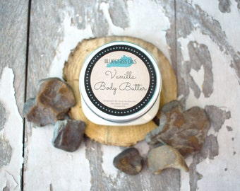 Body Lotion - Body Butter - Body Cream - Coconut Oil Body Butter - Vegan Body Lotion - Organic Body Butter - Aromatherapy Lotion - Handmade