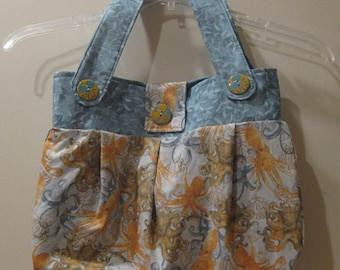 Octopus Garden Handbag/Purse/Tote