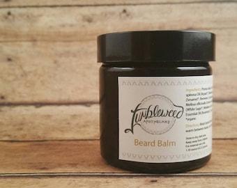 Beard Balm : Pomade • Wax • Organic • Botanically Infused • Natural