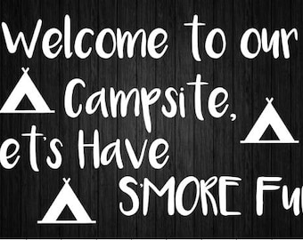 Camp Themed Classroom-Camping Classroom, bulletin board pack,  cardstock letters, pre-cut letters, pre-made bulletin, die cut letters, camp