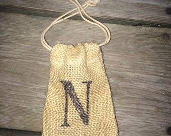 Burlap Gift / Favor Bags