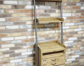 Ladder Style Shelf Unit