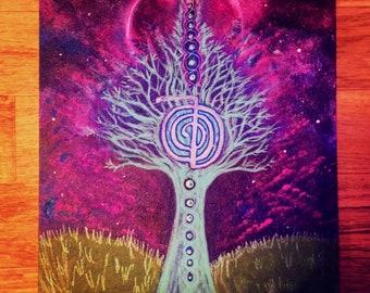 Reiki Tree