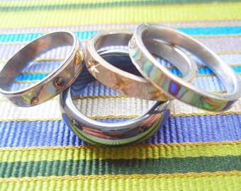 Vintage Stacking Rings