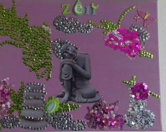 pretty picture zen 40/30 cm made hand