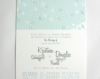 Gemma Wedding Invitation Suite