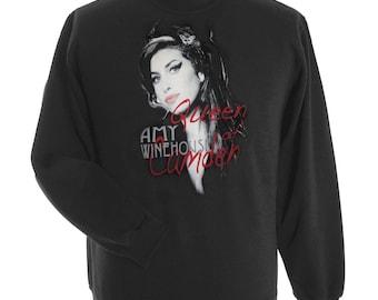 amy winehouse sweatshirt back to black rehab frank camden
