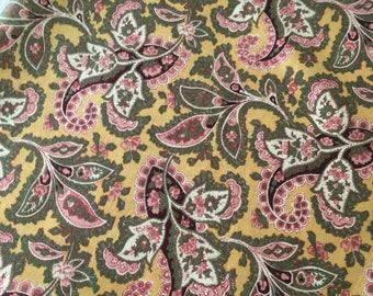 Petals & Paisley by Chanteclaire  55cm x 112cm