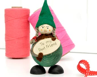 Hazel the Forest Elf