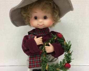 Undercover Kids Animated Figure Non Working Holiday Display