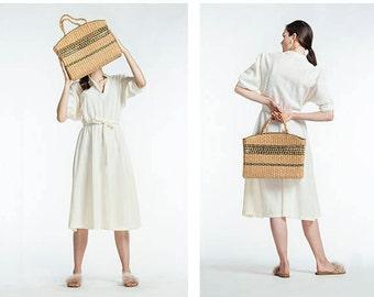 Sold Out / Vintage Basket Bag