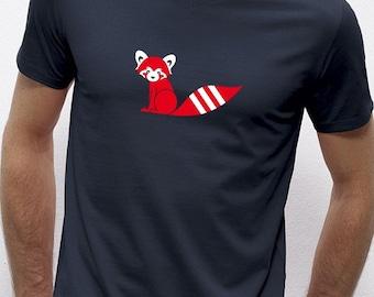 RED PANDA T-Shirt Boys