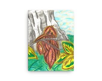 Fairy Imp Canvas