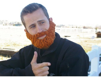 Adult ULTIMATE Beard w/ Straps