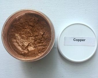 Copper 4 oz. American Paint Company mica powder finish mix-in