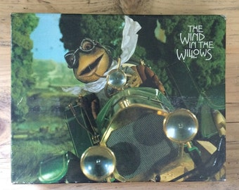 The Wind in the Willows Toad 1980 kids jigsaw puzzle