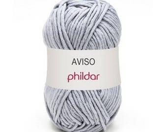 phildar wool wool was aviso color bead