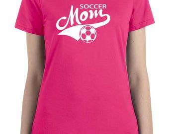 SOCCER MOM, soccer mom shirt, gift for mom, shirt for mom, women soccer, soccer shirt, mom gift, mom shirt, sports
