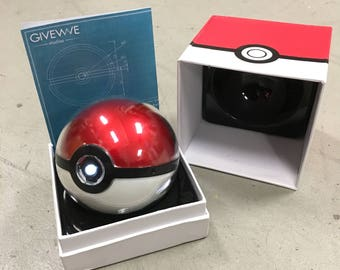Pokémon ( projector ) phone charger ( cosplay, halloween, comiccon, convention )