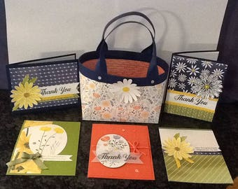 Greeting Card Gift Set (Daisy Delight)