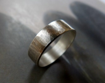 Mens Ring, Wedding Band Silver Ring, Wedding, Rustic, for men, Unisex, Men Jewelry, gift for graduation, for husband, for grandfather