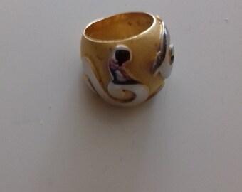 ring vintage Yves saint laurent