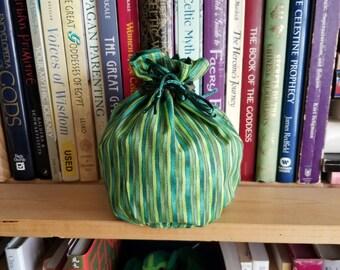 My Pretty Dice Bag - Tent Stripes Edition