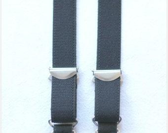 Extra paar van Kousenband Straps / Bretel bandjes voor één band kousenbanden / 8-riem 10-band 12-riem
