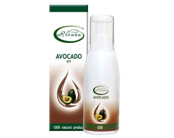 Avocado Oil Carrier Base Oil Pure Premium Quality 100/500 ml Aromatherapy 100% Natural Vegetable oil / Essential oils