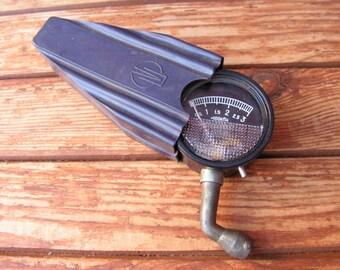 Tire pressure meter, Soviet Gauge, Vintage gauge, Manometer, Gauge air, Working pressure gauge, Collectibles part, Steampunk decor